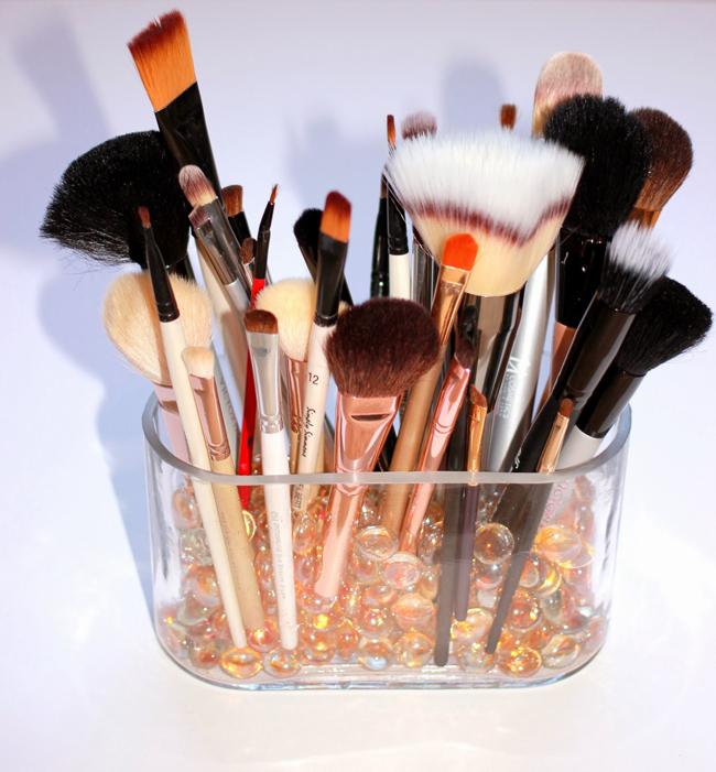 11 Organizujte svoju šminku kao profesionalni šminker