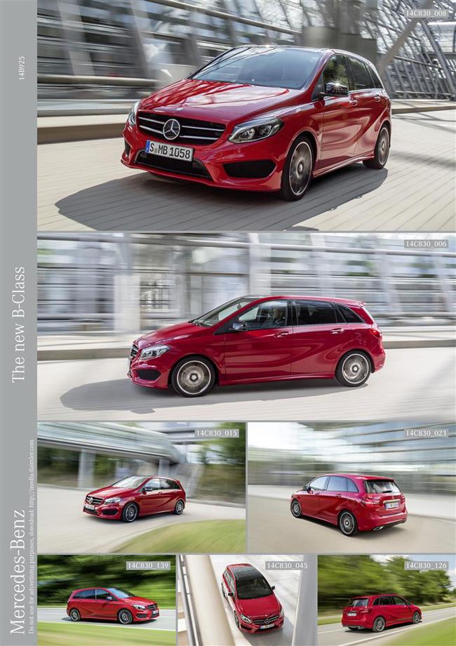 14B925 Mercedez Benz izbacuje novu seriju automobila