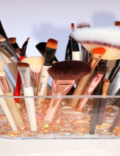 Organizujte svoju šminku kao profesionalni šminker