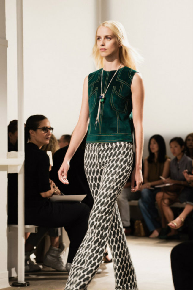 8 stvari koje volimo na Nedelji mode u Njujorku Derek Lam Osam stvari koje volimo na Nedelji mode u Njujorku