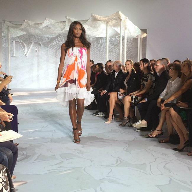 8 stvari koje volimo na Nedelji mode u Njujorku Naomi Kembel Osam stvari koje volimo na Nedelji mode u Njujorku
