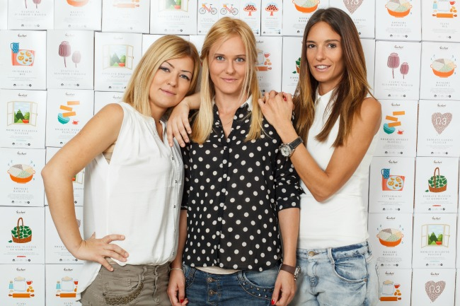BASKET FOOD 2 Wannabe intervju: Sonja Đurić