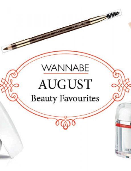 Omiljena kozmetika iz avgusta