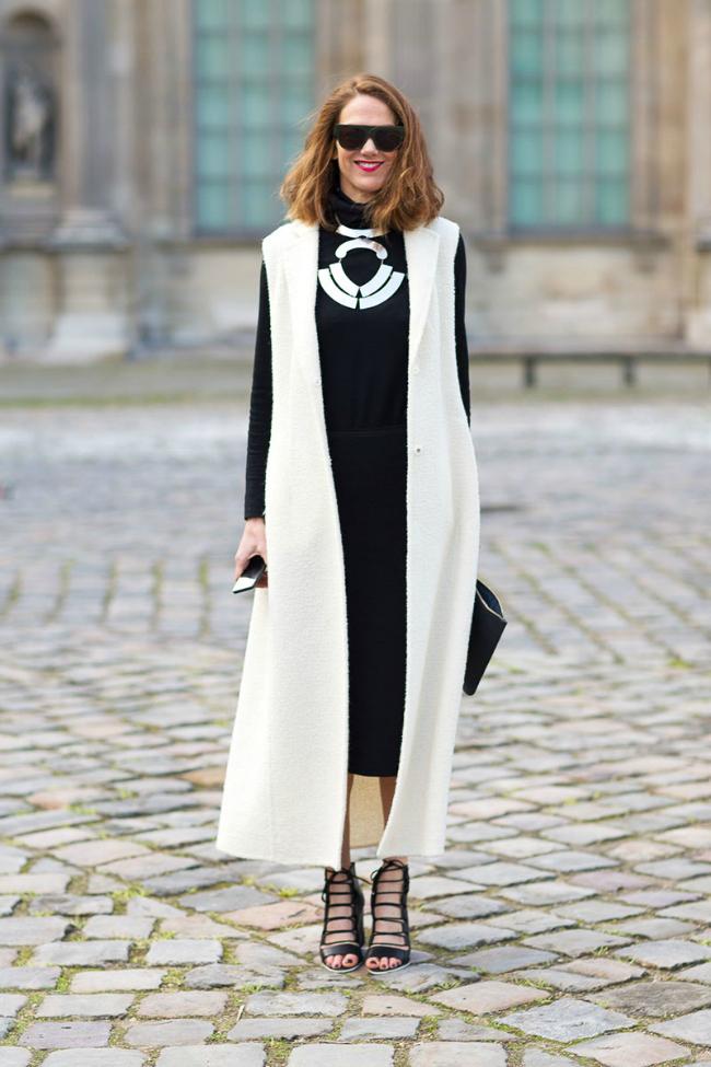 Beli Šta obući ove nedelje: Dugački kardigan