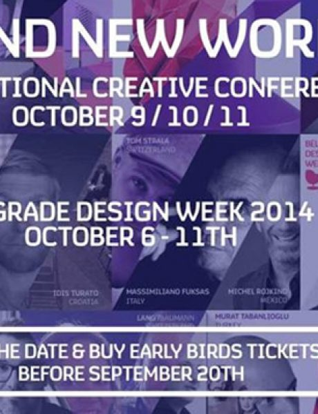 Belgrade Design Week: Brend New World