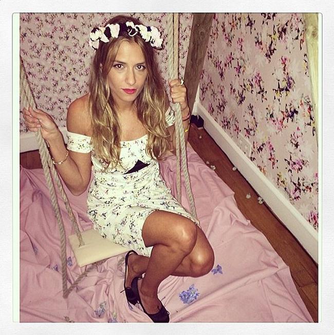 Charlotte Ronson Modni gurui Instagrama