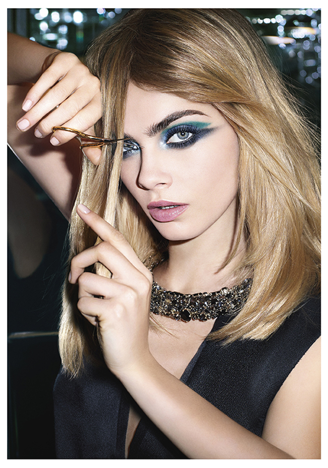 Couture Palette Yves Saint Laurent: nova kolekcija senki za oči