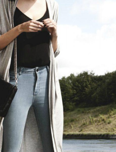 Šta obući ove nedelje: Dugački kardigan