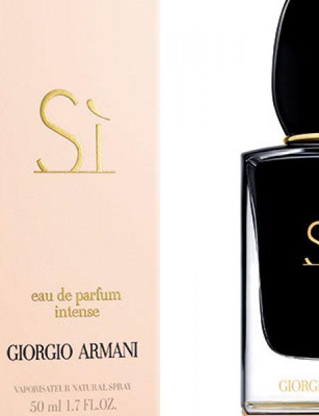 Armani predstavlja: Sì Eau de Parfum Intense
