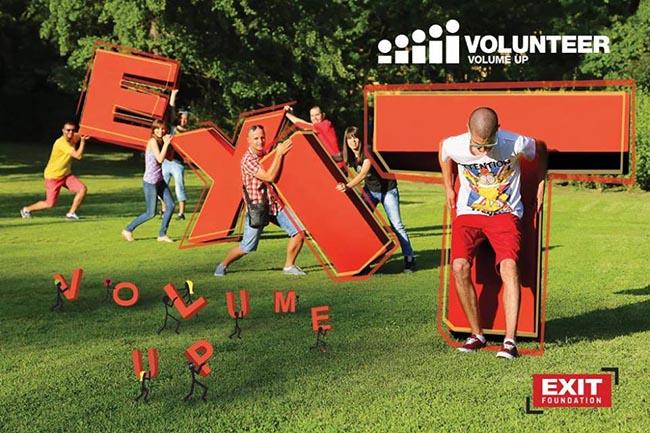 Exit plakat Studirajući preko interneta Marija Vidanović je postala uspešna dizajnerka Exit festivala