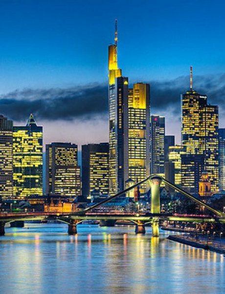 Put oko sveta: Frankfurt na Majni