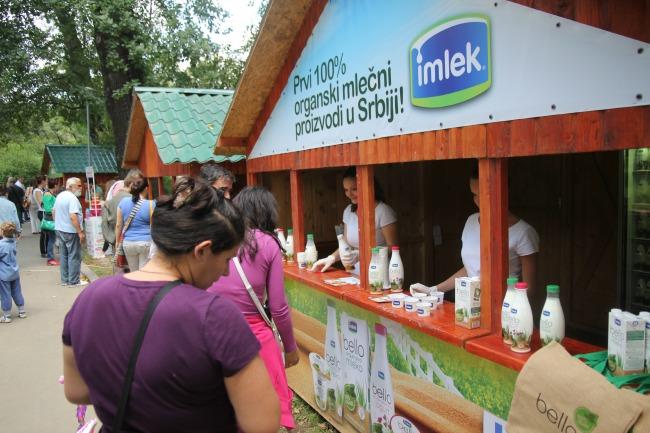 Imlek organic fest  IMLEK na Organic Live Fest u