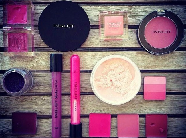 Inglot slika INGLOT kozmetika