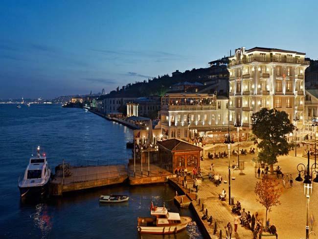 Istanbul Napravite beg od realnosti: Posetite Istanbul