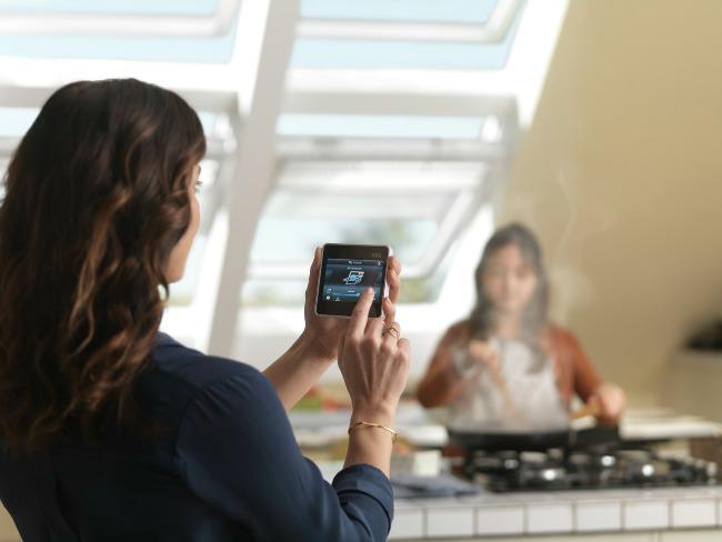 Krovni prozor Velux Integra 09 VELUX: Da li ste ikada poželeli da imate dvojnika?