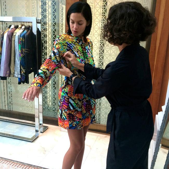 Li Lezark vas vodi na Nedelju mode u Njujorku 13 Li Lezark vas vodi na Nedelju mode u Njujorku
