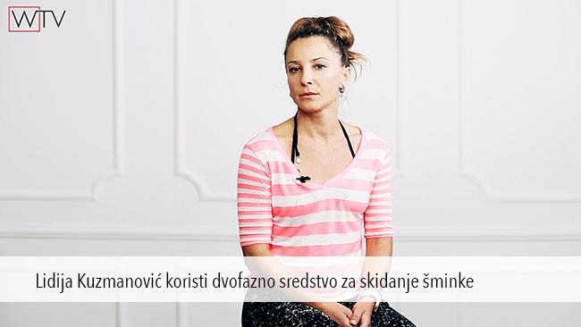 Lidija Kuzmanovic Garnier 1 Kako da negujem lice: Čišćenje suve kože lica