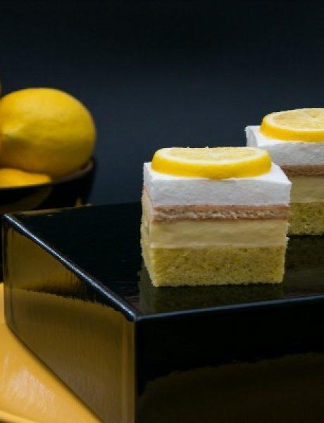 Herbafast fiber recept: Limun kocke