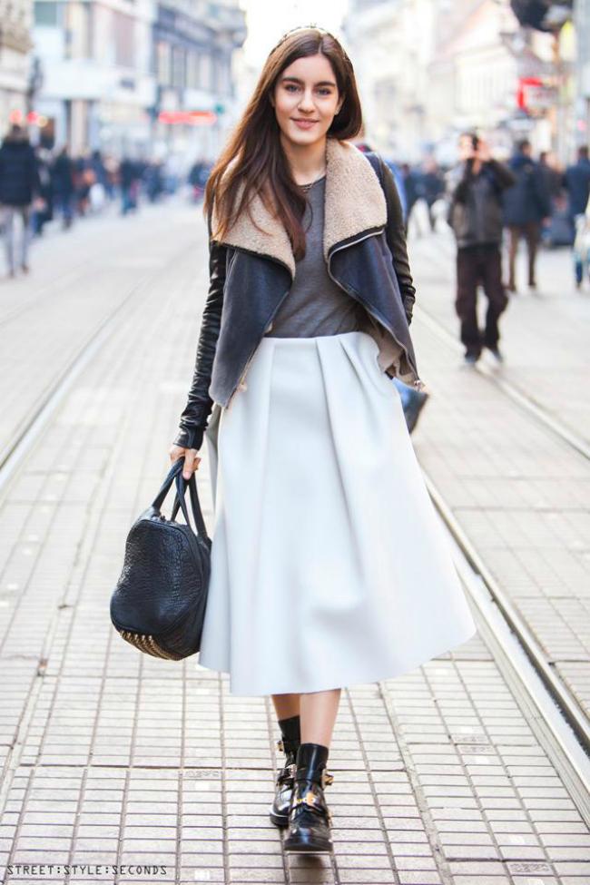 Liza Street Style Seconds: Moda u Zagrebu
