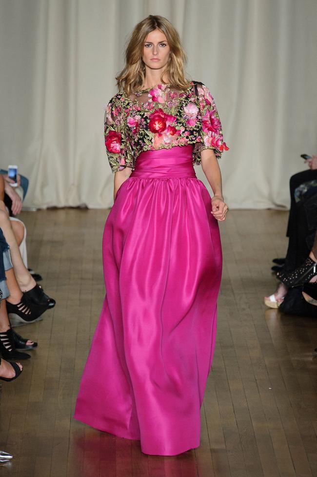 Marchesa Najbolje balske haljine sa njujorške Nedelje mode