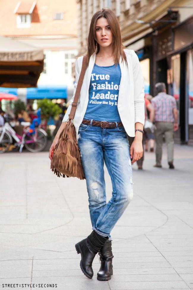Marina Street Style Seconds: Moda u Zagrebu