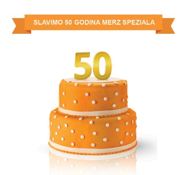 Merz Spezial 50 godina Merz Spezial: 50 ti rođendan na Ženskom sajmu!