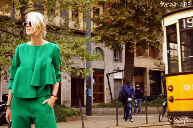 Milano fashion week street style 10 Street Style Milano: Nedelja mode