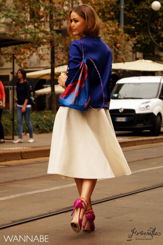 Milano fashion week street style 16 Street Style Milano: Nedelja mode
