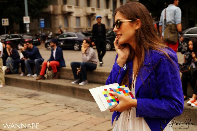Milano fashion week street style 19 Street Style Milano: Nedelja mode