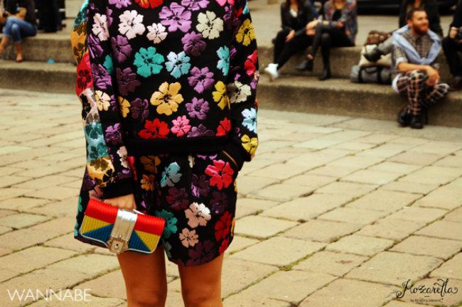 Milano fashion week street style 20 Street Style Milano: Nedelja mode
