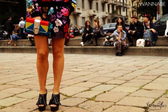 Milano fashion week street style 21 Street Style Milano: Nedelja mode