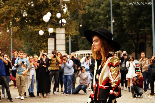 Milano fashion week street style 27 Street Style Milano Fashion Week