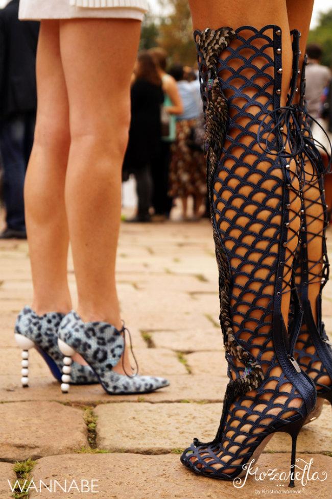 Milano fashion week street style 31 Street Style Milano Fashion Week