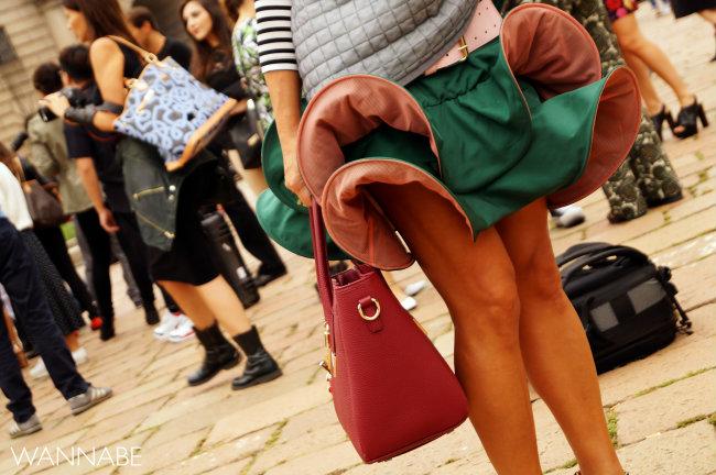 Milano fashion week street style 32 Street Style Milano Fashion Week
