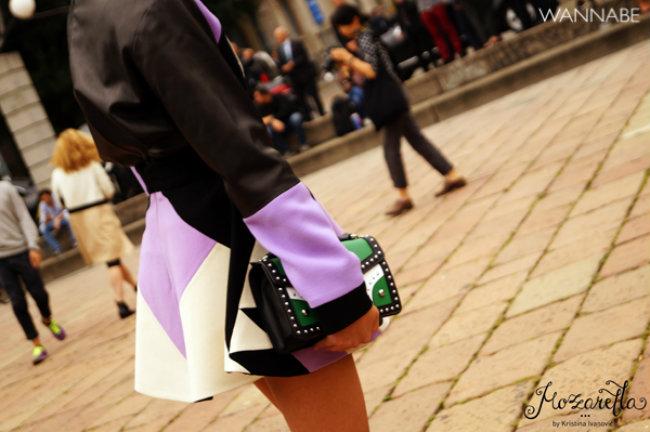 Milano fashion week street style 33 Street Style Milano Fashion Week