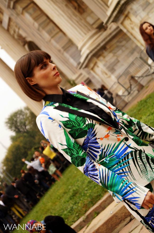 Milano fashion week street style 34 Street Style Milano Fashion Week