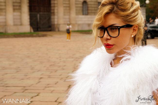 Milano fashion week street style 4 Street Style Milano: Nedelja mode
