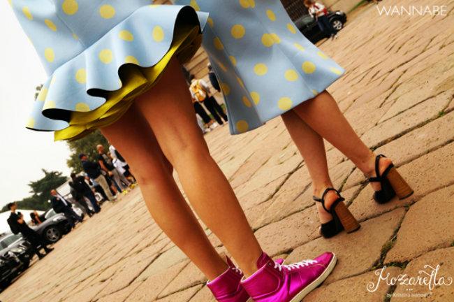 Milano fashion week street style 41 Street Style Milano Fashion Week