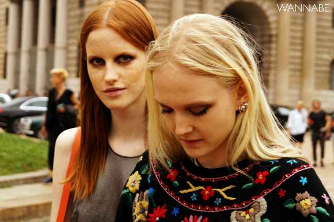 Milano fashion week street style 44 Street Style Milano Fashion Week
