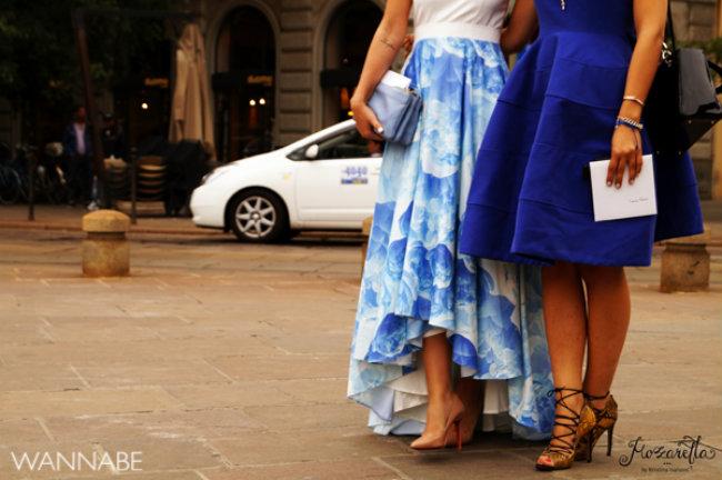 Milano fashion week street style 8 Street Style Milano: Nedelja mode