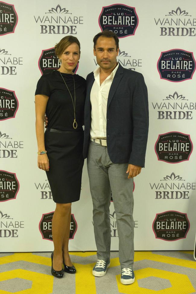 Milica Zaric i Srdjan Timarov Wannabe Bride Vikend: Svečani koktel sa poznatima