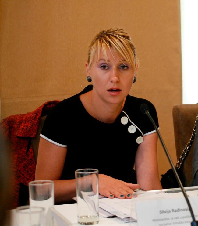 Nestle Silvija Radinović rukovodilac grupe za politike zapošljavanja i praćenje evropske strategije zapošljavanja Nestlé: Inicijativa Savez za mlade uposliće 100.000 mladih širom Evrope