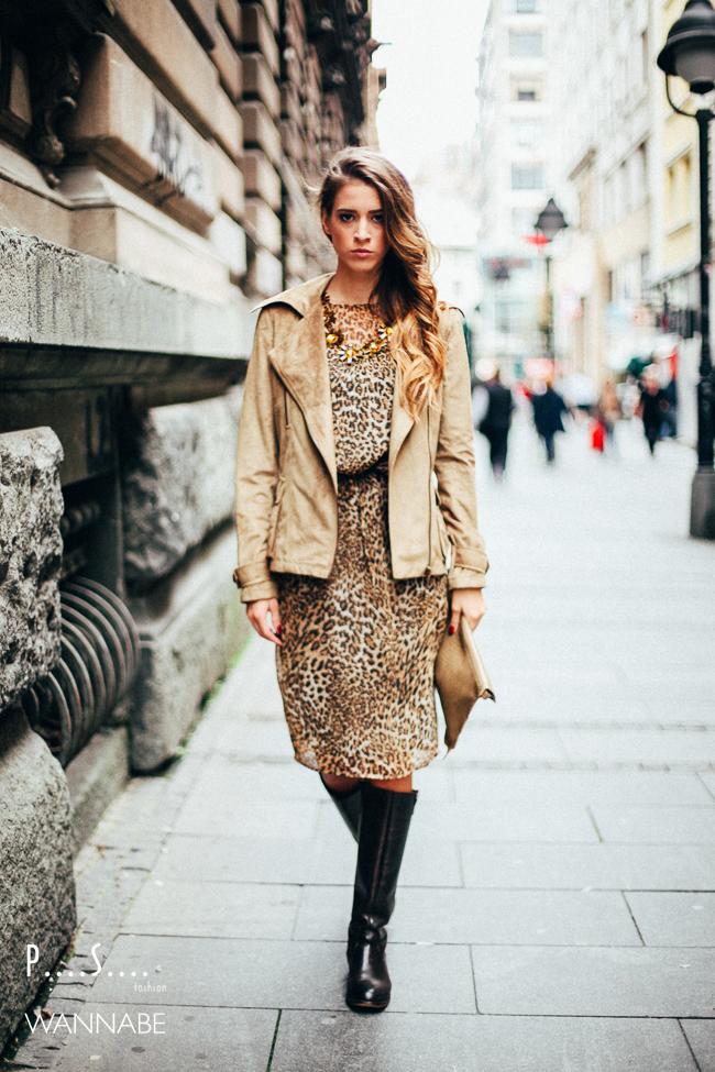 P. S. Fashion modni predlog drugi 1 P….S…. Fashion modni predlog: Divljina u gradu