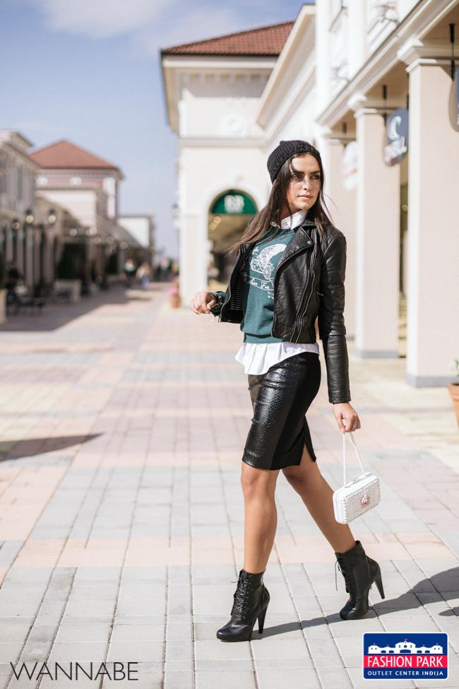 Prvi Wannabe fashion predlog Indjija fashion park outlet Fashion Park Outlet Centar modni predlog: Urbani jesenji stil