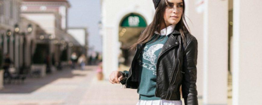 Fashion Park Outlet Centar modni predlog: Urbani jesenji stil