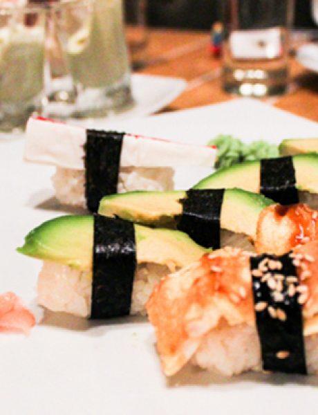 Wannabe u akciji: Pravimo suši