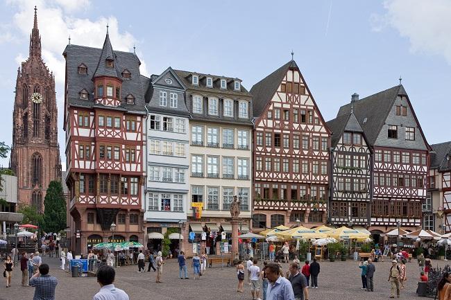 Romer Put oko sveta: Frankfurt na Majni