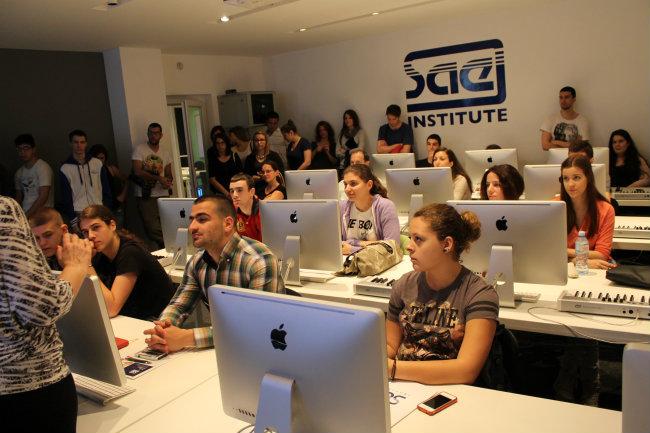 SAE Institut SAE Institut: Šansa za mlade i talentovane ljude