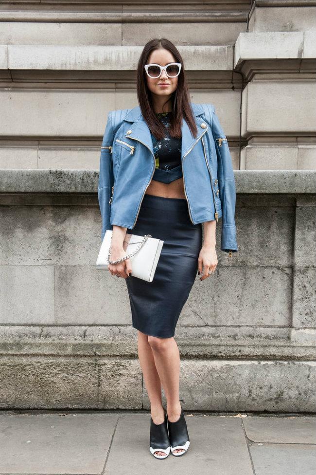 Street Style Nedelja mode u Londonu 11 Street Style: Nedelja mode u Londonu