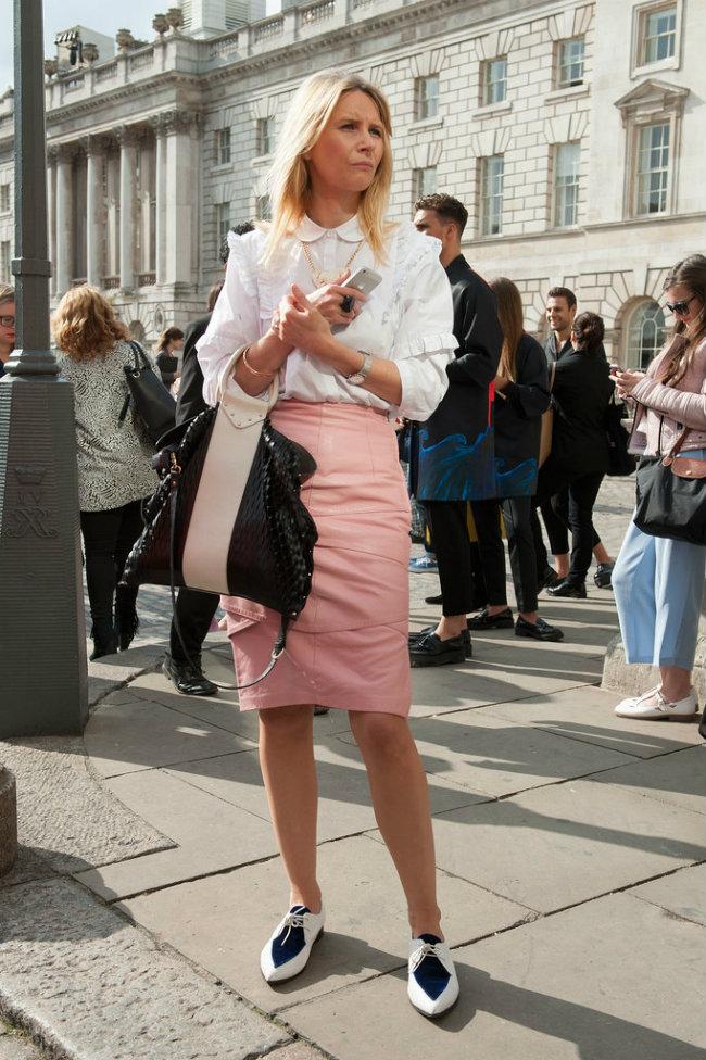 Street Style Nedelja mode u Londonu 3 Street Style: Nedelja mode u Londonu